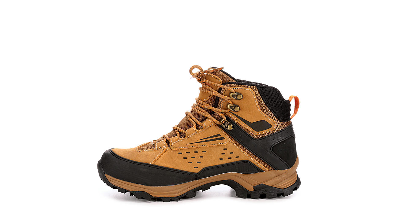 45882d1b45a Skechers Mens Polano-norwood Relaxed Fit Memory Foam Hiking Boot - Camel