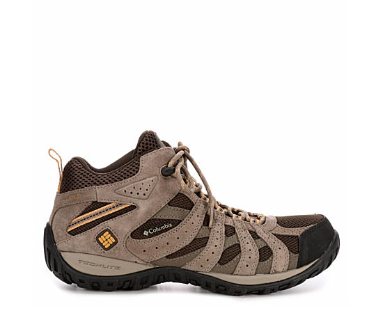 Mens Redmond Mid Wtpf Hiking Shoe