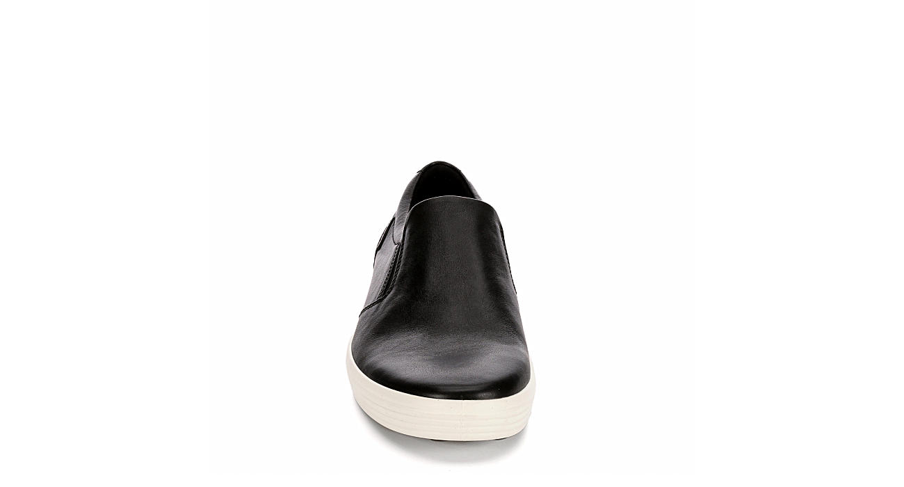 ECCO Mens Soft 7 Casual Loafer - BLACK