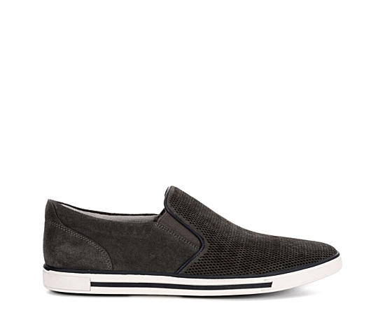 Mens Initial Slip On Casual Sneaker