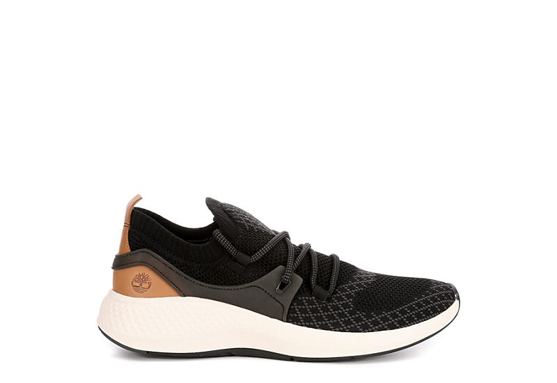 TIMBERLAND Mens Flyroam Go Knit - BLACK