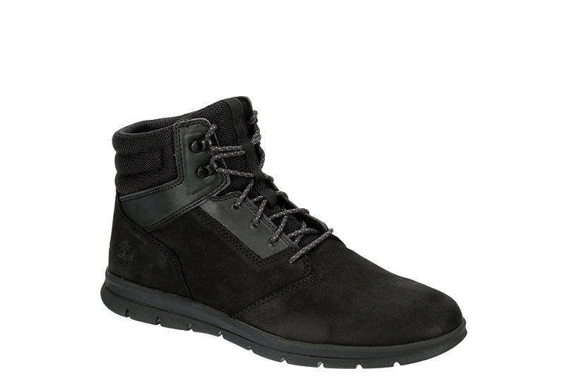 TIMBERLAND Mens Graydon Wr Casual Boot - BLACK