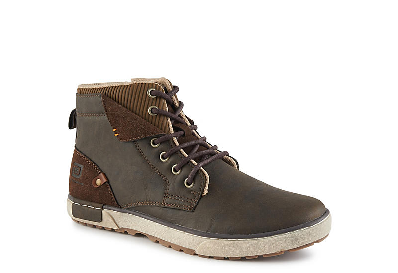 5dc1bccae69f Day Five Mens Viper - Dark Brown