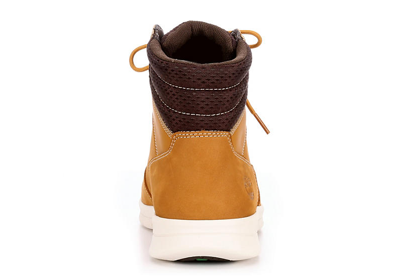 TIMBERLAND Mens Graydon Water Resistant Casual Boot - CAMEL
