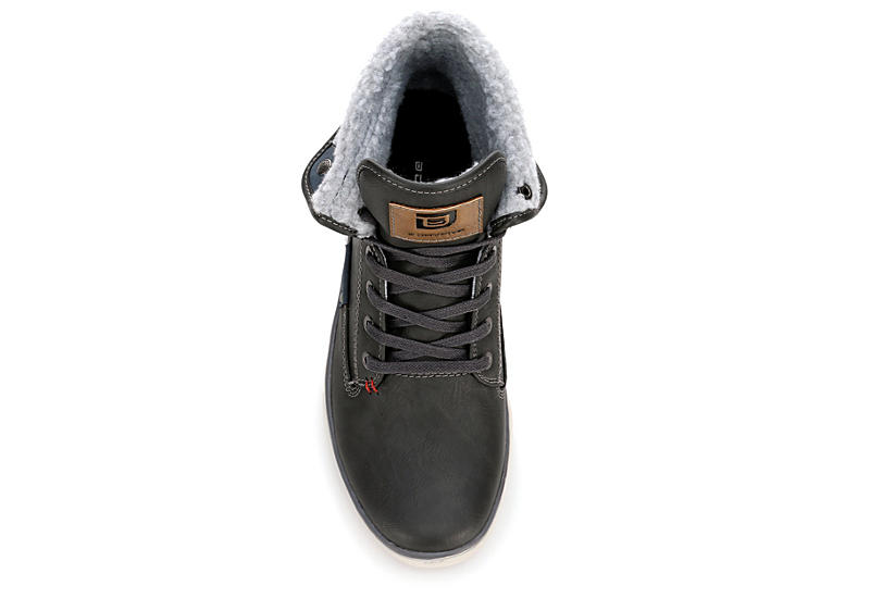 DAY FIVE Mens Mervin Sneaker - GREY