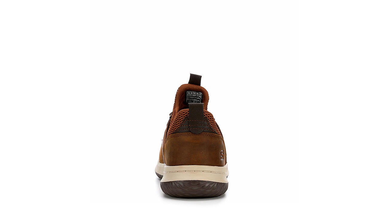 0efb2d2e9c25 Skechers Mens Delson-axton - Brown