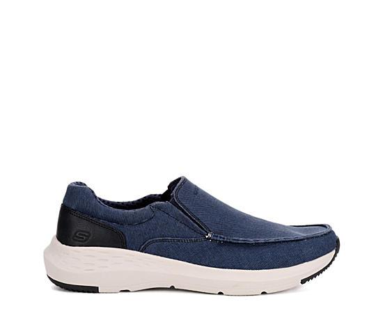 Mens Parson-trest Relaxed Fit Memory Foam Sneaker