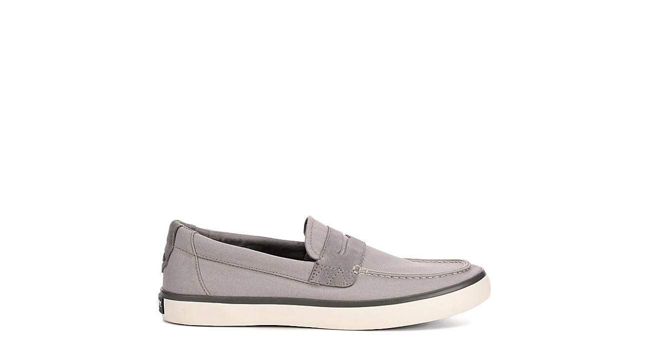 SPERRY Mens Mainsail Penny - GREY
