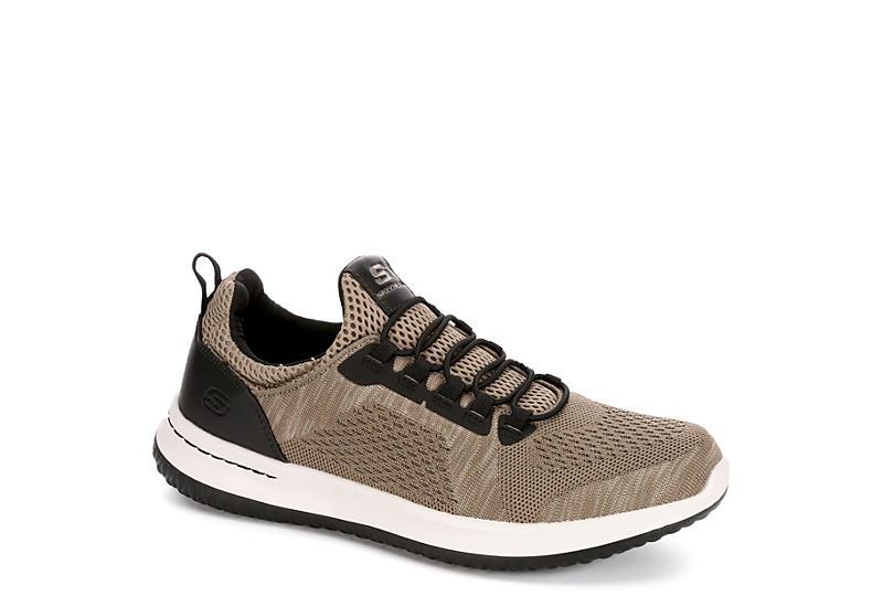 Details about Skechers Men's Delson Brewton Sneaker
