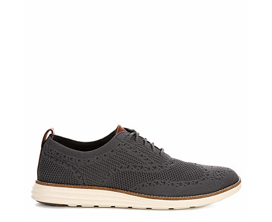 Mens Original Grand Wingtip Knit Oxford