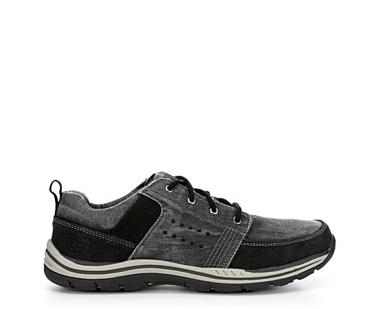 Mens Expected-vaspen Relaxed Fit Memory Foam Sneaker