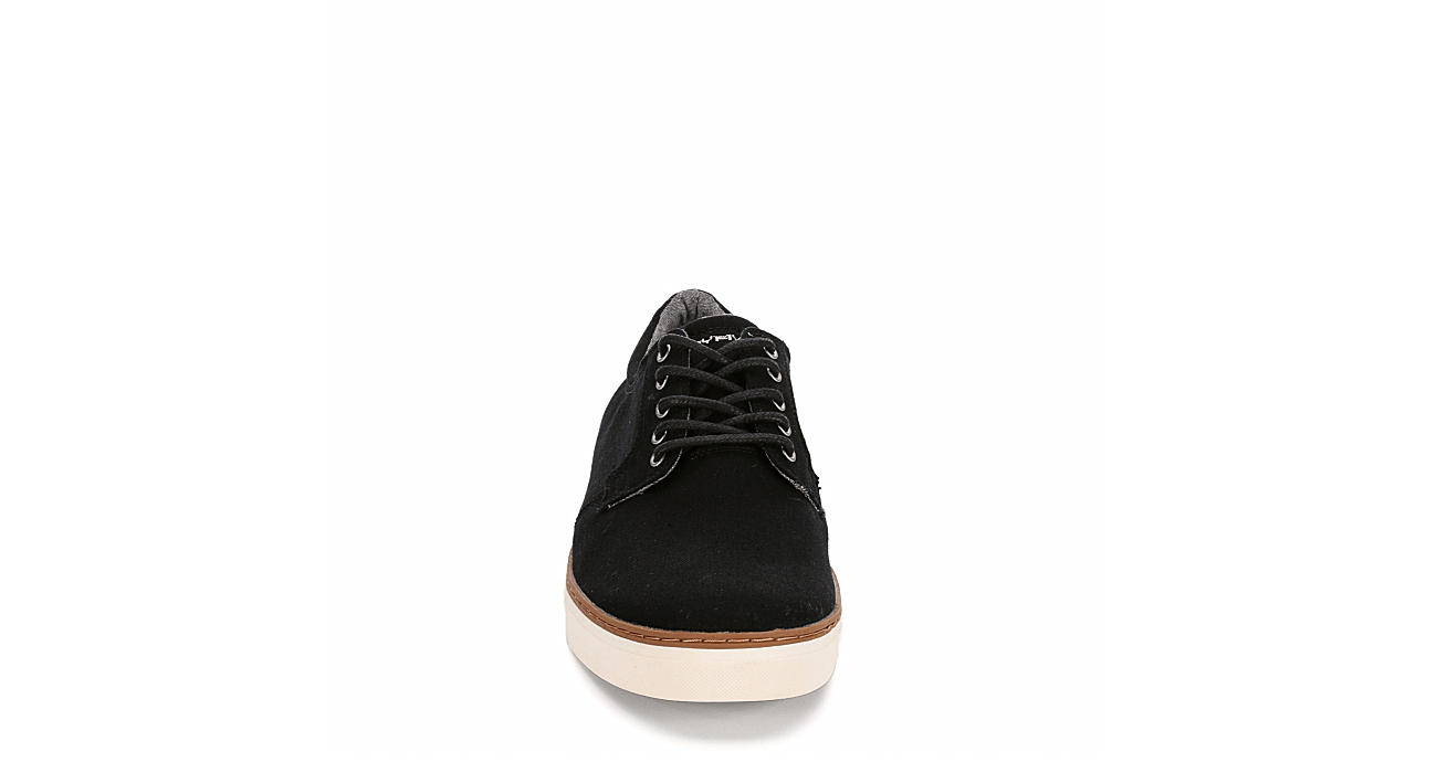 DAY FIVE Mens Classic Sneaker - BLACK