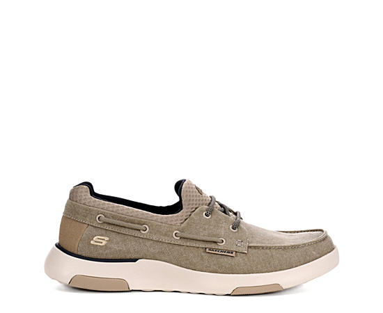 Mens Bellinger-garmo Memory Foam 2-eye Sneaker