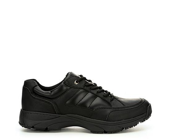 Mens Aiden Slip Resistant Work Sneaker