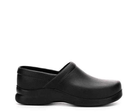 Mens Bistro Slip Resistant Clog