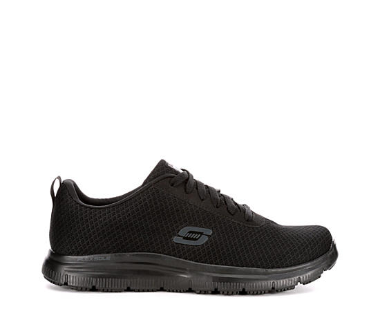 Mens Skechers Flex Advantage Sr-bendon Slip Resistant