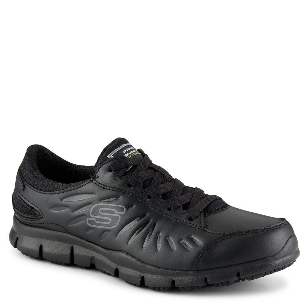 skechers ladies work shoes