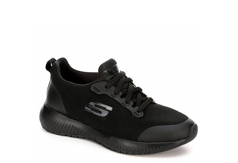 Work Squad Slip Resistant Sneaker