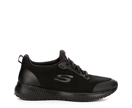 Womens Squad Slip Resistant Work Sneaker