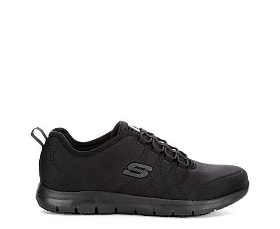 Womens Ghenter-srelt Slip Resistant Sneaker