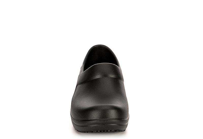 CROCS Womens Neria Pro Ii Work Shoe - BLACK