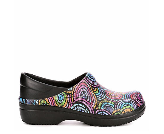 Womens Neria Pro Ii Graphic Clog