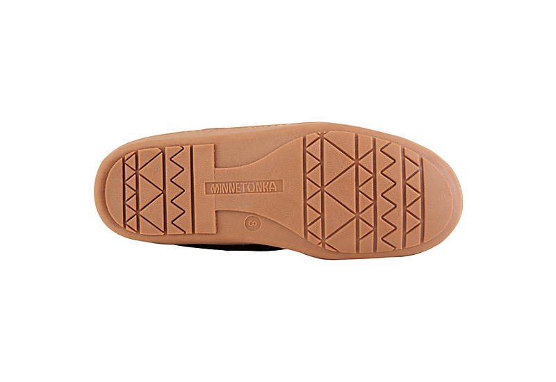 MINNETONKA Mens Tyrone 41312 - CHOCOLATE