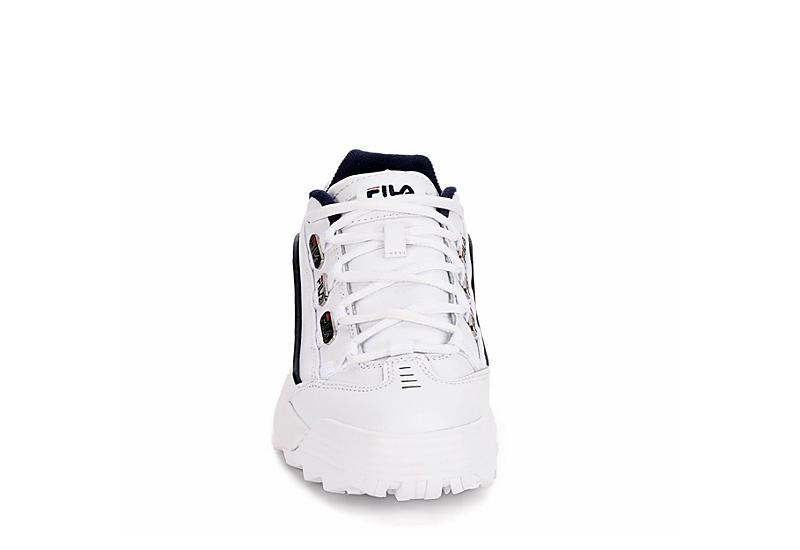 FILA Womens Hometown Sneaker - WHITE