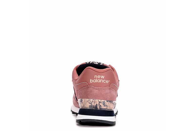 NEW BALANCE Womens 515 Sneaker - PINK