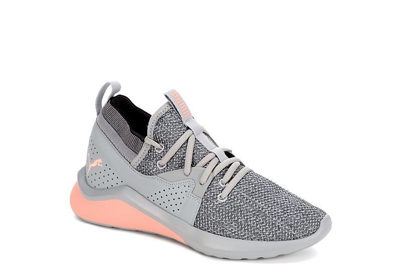 f8bae0b5 GREY PUMA Womens Emergence Sneaker