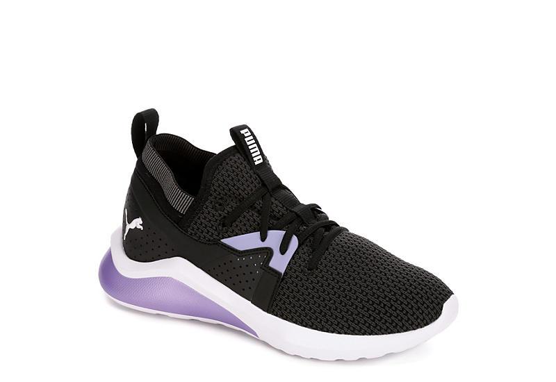 Gedanken an abholen Sonderverkäufe BLACK PUMA Womens Emergence Sneaker