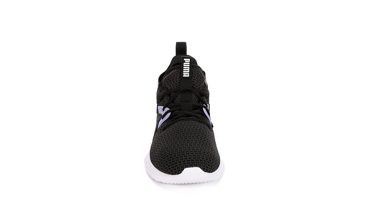 PUMA Womens Emergence Sneaker - BLACK