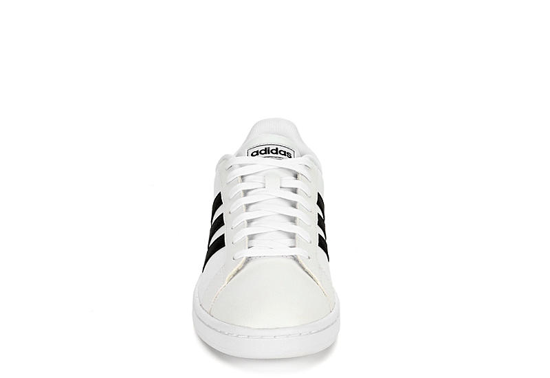 ADIDAS Womens Grand Court Sneaker - WHITE
