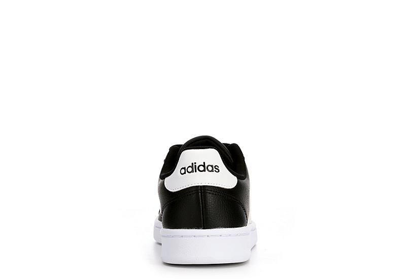 ADIDAS Womens Grand Court Sneaker - BLACK