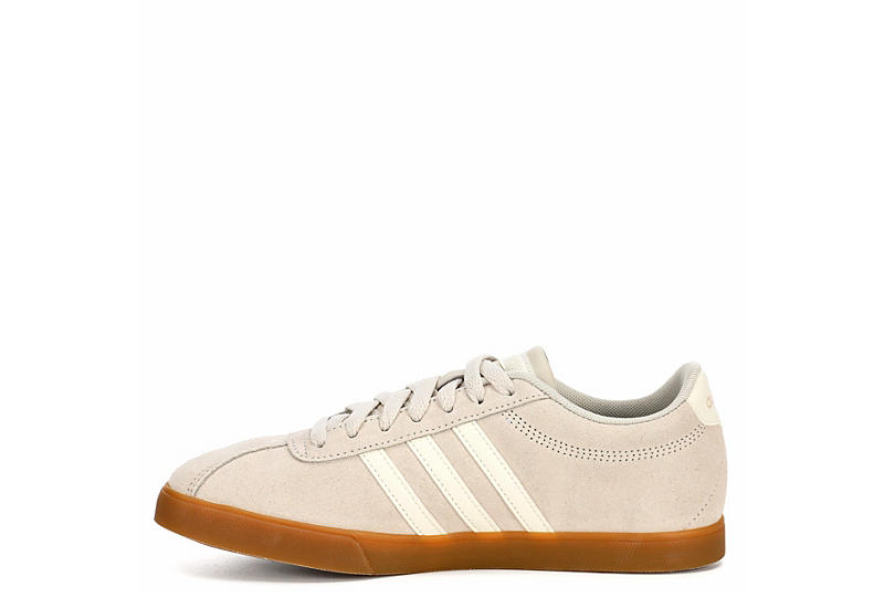 ADIDAS Womens Courtset Sneaker - GREY
