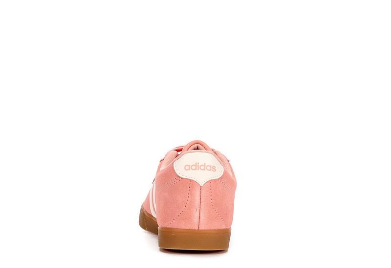 ADIDAS Womens Courtset Sneaker - BLUSH