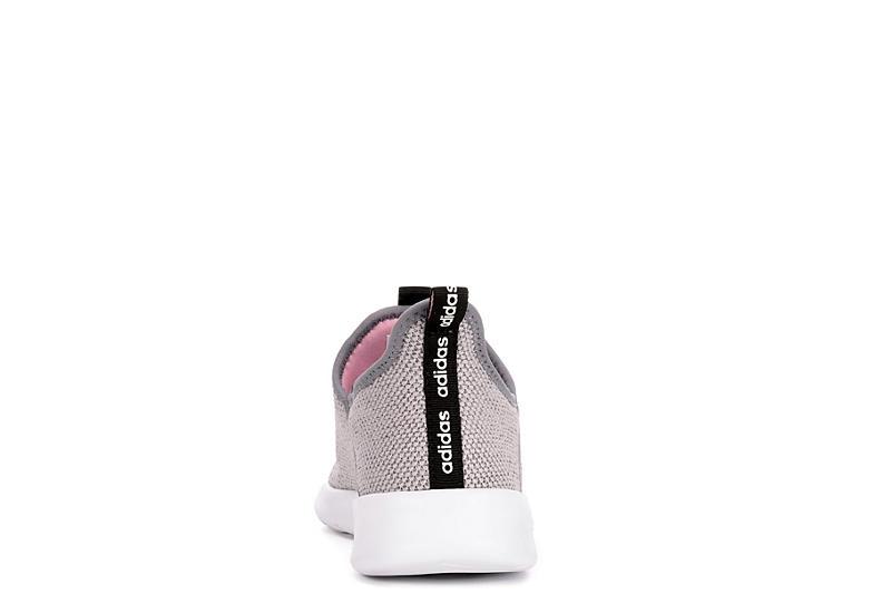 ADIDAS Womens Cloudfoam Pure Sneaker - GREY