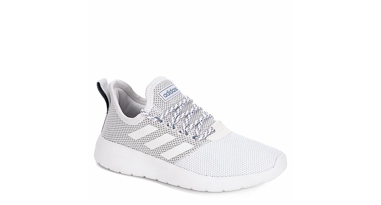 ADIDAS Womens Lite Racer Rbn Sneaker - WHITE