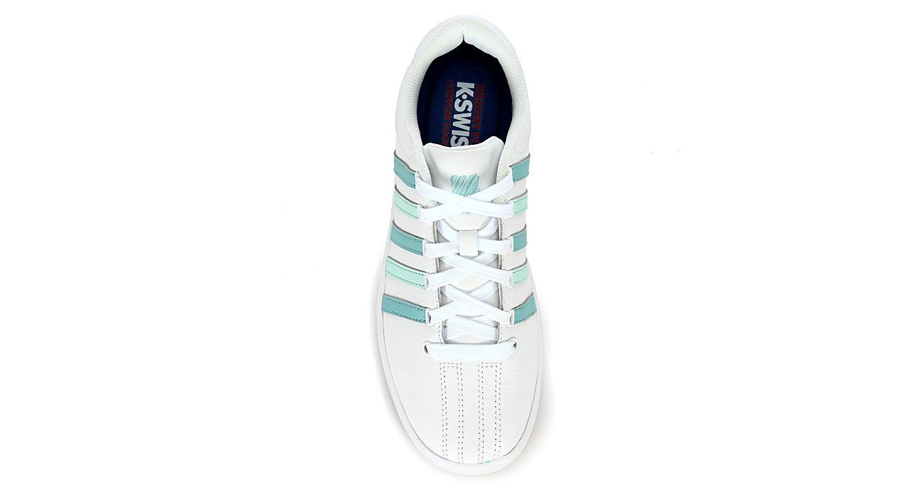 K-SWISS Womens Court Pro Ii Sneaker - WHITE