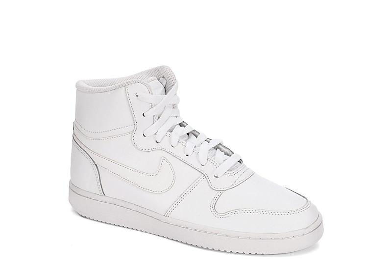 nike high top white