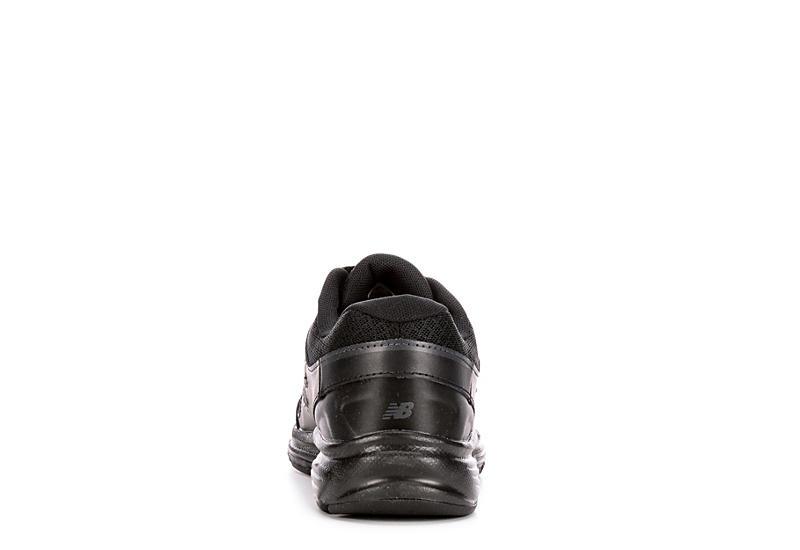NEW BALANCE Womens 411 Walking Shoe - BLACK