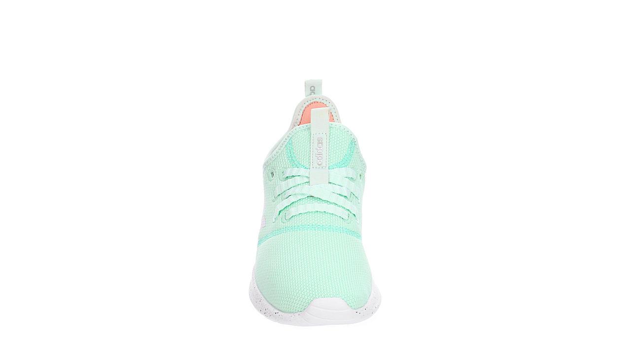 ADIDAS Womens Cloudfoam Pure Sneaker - MINT