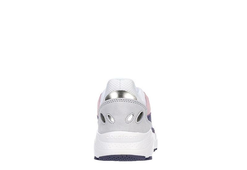 ADIDAS Womens Crazychaos Sneaker - WHITE