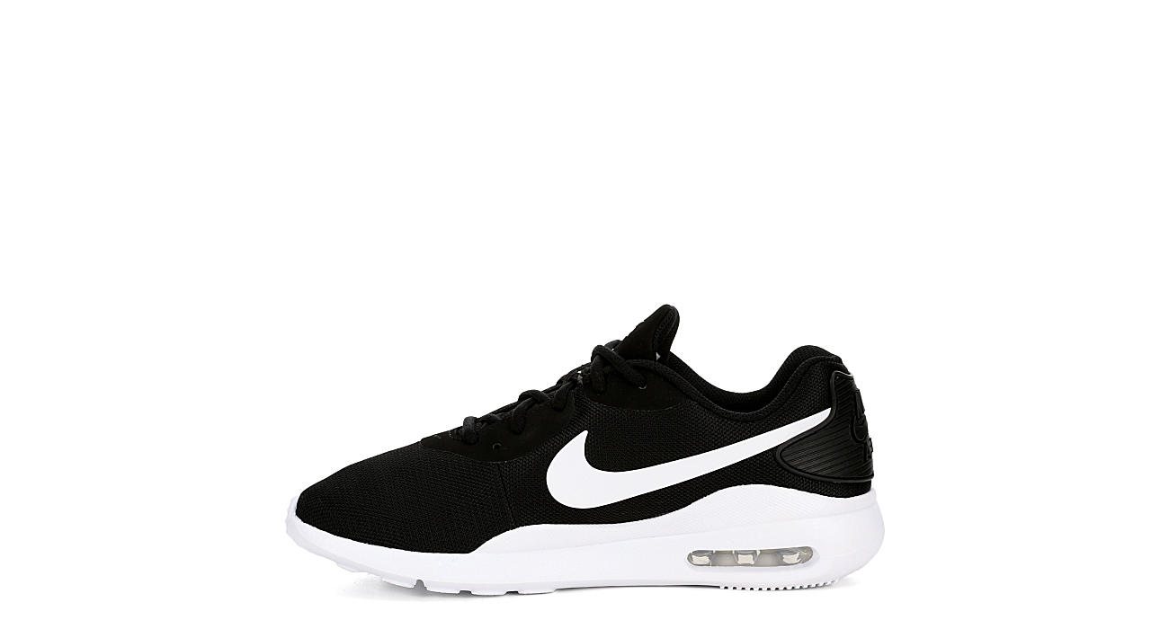 NIKE Womens Air Max Oketo Sneaker - BLACK