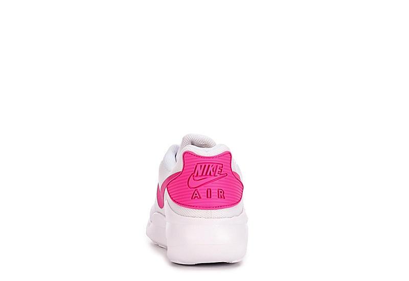 NIKE Womens Air Max Oketo Sneaker - WHITE