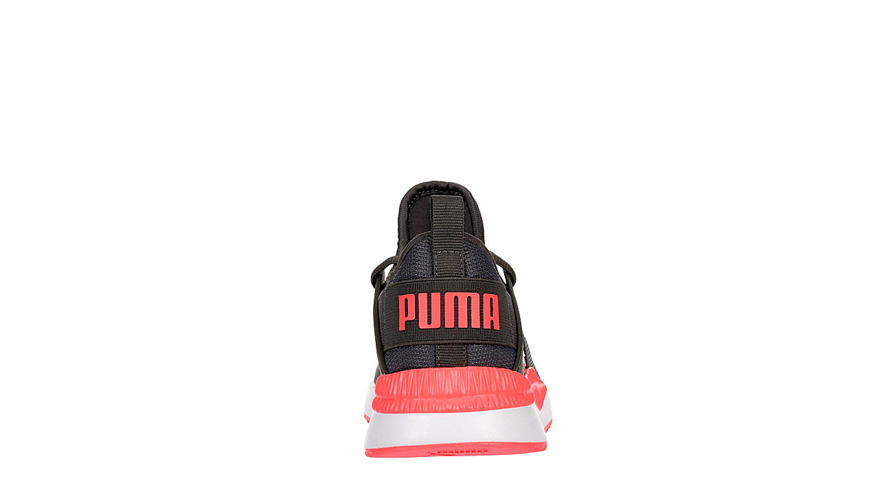 PUMA Womens Pacer Cage Sneaker - GREY