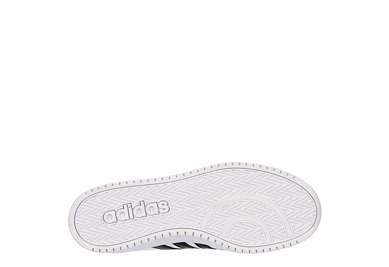 ADIDAS Mens Hoops 2.0 Sneaker - WHITE