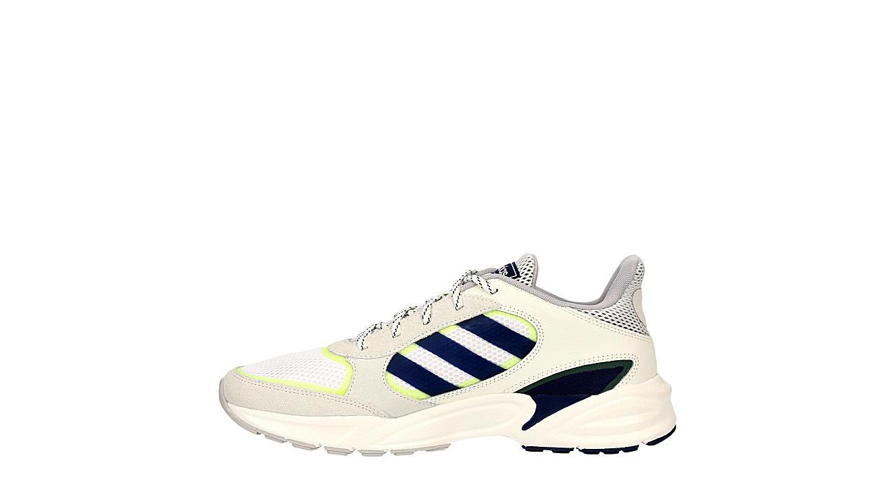 ADIDAS Mens 90s Valaison Sneaker - WHITE