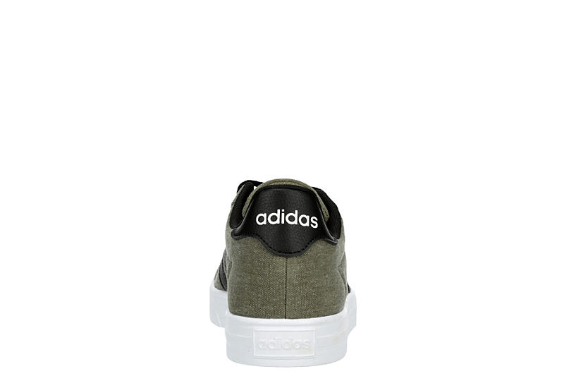ADIDAS Mens Daily 2.0 Sneaker - OLIVE