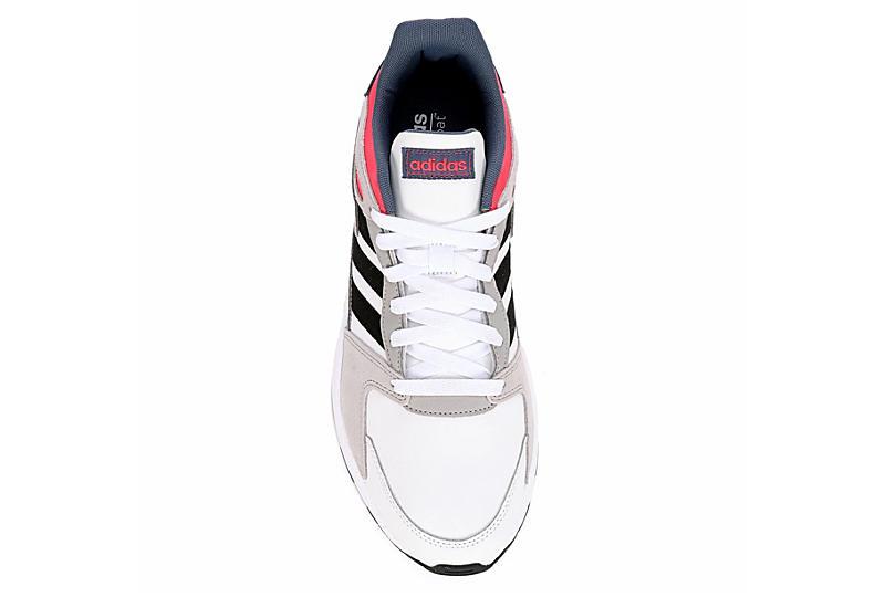ADIDAS Mens Crazychaos Sneaker - WHITE
